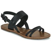 kengät Naiset Sandaalit ja avokkaat Chattawak MONIA Musta