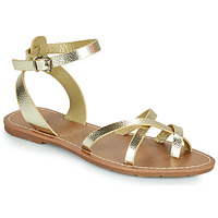 kengät Naiset Sandaalit ja avokkaat Chattawak PERLA Kulta