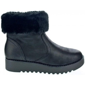 kengät Naiset Talvisaappaat Mgmt VOLGA 57384 Musta