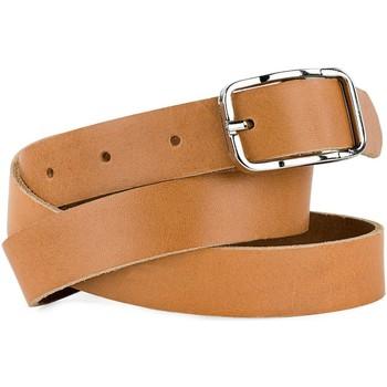 Asusteet / tarvikkeet Vyöt Jaslen Exclusive Leather Nahka