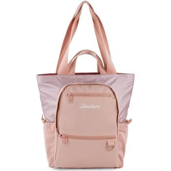 laukut Käsilaukut Skechers ANGELS Pocket ostokset unisex Sumu vaaleanpunainen