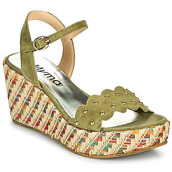 kengät Naiset Sandaalit ja avokkaat Myma POLIDO Khaki