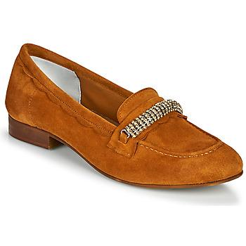kengät Naiset Mokkasiinit Myma PIBINA Kamelinruskea