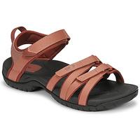 kengät Naiset Sandaalit ja avokkaat Teva TIRRA Koralli