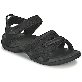 kengät Naiset Sandaalit ja avokkaat Teva TIRRA Musta