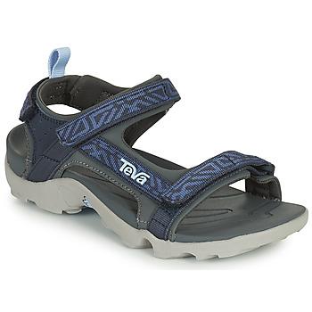 kengät Pojat Sandaalit ja avokkaat Teva TANZA Sininen