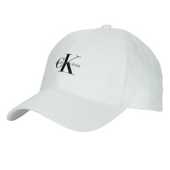 Asusteet / tarvikkeet Lippalakit Calvin Klein Jeans CAP 2990 Valkoinen