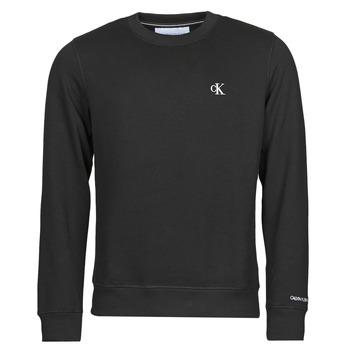 vaatteet Miehet Svetari Calvin Klein Jeans J30J314536-BAE Musta