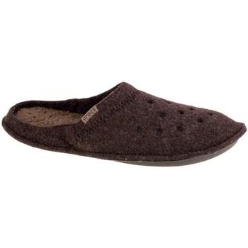 kengät Miehet Tossut Crocs Classic Slipper Ruskeat
