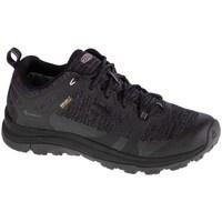 kengät Naiset Vaelluskengät Keen W Terradora II WP Mustat