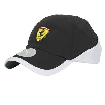 Asusteet / tarvikkeet Lippalakit Puma FERRARI SPTWR BB CAP Musta