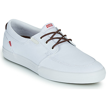 kengät Miehet Matalavartiset tennarit Globe ATTIC White