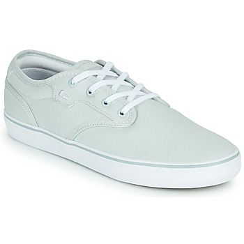 kengät Miehet Matalavartiset tennarit Globe MOTLEY Grey / White
