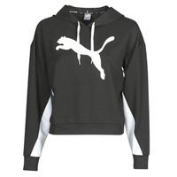 vaatteet Naiset Svetari Puma Modern Sports Hoodie Musta