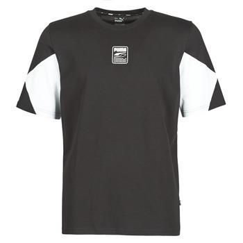 vaatteet Miehet Lyhythihainen t-paita Puma REBEL ADVANCED TEE Musta