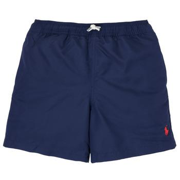 vaatteet Pojat Uima-asut / Uimashortsit Polo Ralph Lauren MAILLIA Laivastonsininen
