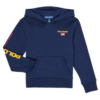 vaatteet Pojat Svetari Polo Ralph Lauren AMELIA Laivastonsininen