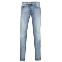 vaatteet Miehet Slim-farkut Diesel D-STRUKT Blue / Clair