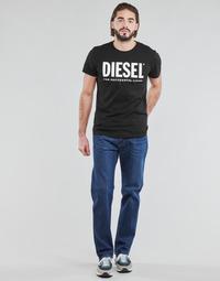 vaatteet Miehet Suorat farkut Diesel D-MITHRY Sininen / Tumma