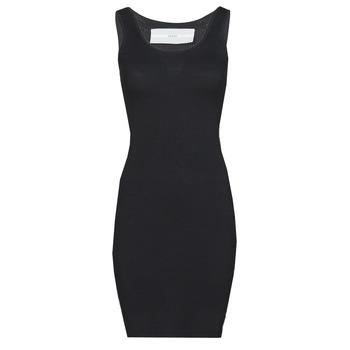 vaatteet Naiset Lyhyt mekko Guess  Musta
