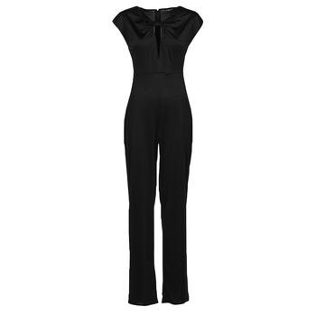 vaatteet Naiset Jumpsuits / Haalarit Guess ROSANNA JUMPSUIT Musta