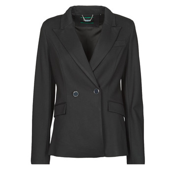 vaatteet Naiset Takit / Bleiserit Guess MICAELA BLAZER Musta