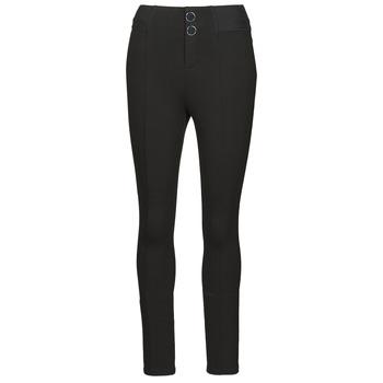 vaatteet Naiset Legginsit Guess SEBASTIANA LEGGINGS Musta