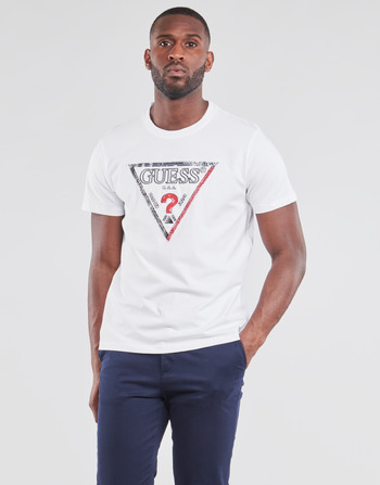 Guess TRIESLEY CN SS TEE