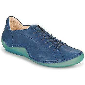 kengät Naiset Matalavartiset tennarit Think KAPSL Sininen