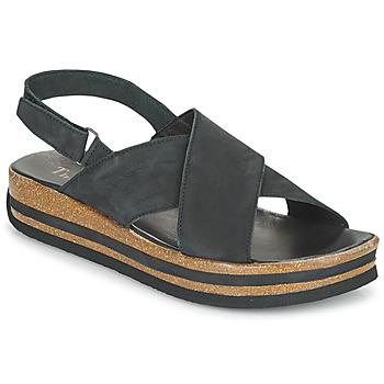 kengät Naiset Sandaalit ja avokkaat Think ZEGA Musta