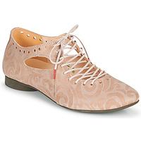 kengät Naiset Derby-kengät Think GUAD Vaaleanpunainen