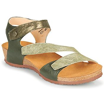 kengät Naiset Sandaalit ja avokkaat Think DOUMIA Vihreä
