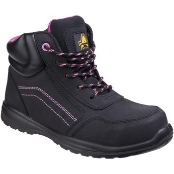 kengät Naiset Turvakenkä Amblers Safety  Black
