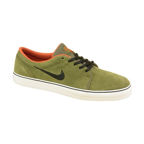 kengät Miehet Matalavartiset tennarit Nike Satire 536404-208 Green