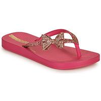 kengät Lapset Varvassandaalit Ipanema IPANEMA ANAT LOLITA KIDS Vaaleanpunainen