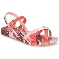 kengät Lapset Sandaalit ja avokkaat Ipanema IPANEMA FASHION SAND. VII KIDS Vaaleanpunainen