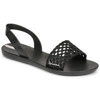 kengät Naiset Sandaalit ja avokkaat Ipanema IPANEMA BREEZY SANDAL FEM Musta