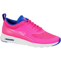 kengät Naiset Matalavartiset tennarit Nike Air Max Thea Prm Wmns  616723-601 Pink