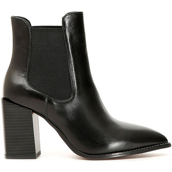 kengät Naiset Nilkkurit Café Noir LB223 Musta