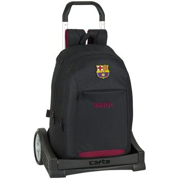 laukut Lapset Pyörillä kulkevat koululaukut Fc Barcelona 612027860 Negro