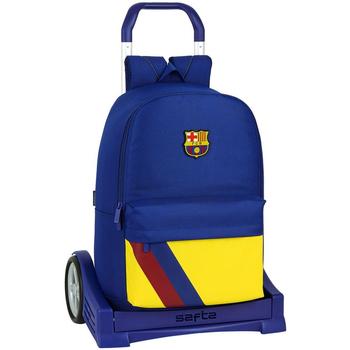 laukut Lapset Pyörillä kulkevat koululaukut Fc Barcelona 612025860 Azul