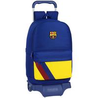 laukut Lapset Pyörillä kulkevat koululaukut Fc Barcelona 612025313 Azul