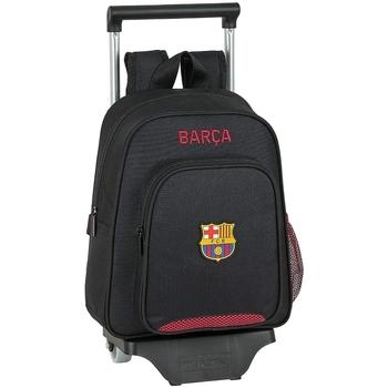 laukut Lapset Pyörillä kulkevat koululaukut Fc Barcelona 612027020 Negro