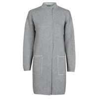 vaatteet Naiset Paksu takki Benetton 1132E9071-507 Grey
