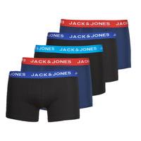 Alusvaatteet Miehet Bokserit Jack & Jones JACLEE X5 Sininen