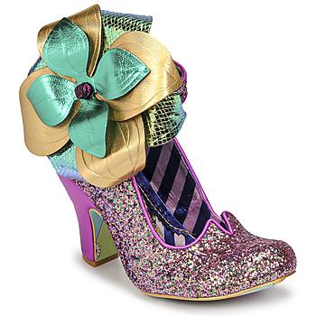kengät Naiset Korkokengät Irregular Choice CHRYSALIS Violetti
