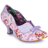 kengät Naiset Korkokengät Irregular Choice HOLD UP Violetti