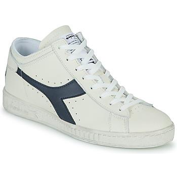 kengät Korkeavartiset tennarit Diadora GAME L WAXED ROW CUT Valkoinen