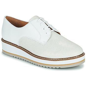 kengät Naiset Derby-kengät Karston ORPLOU Valkoinen