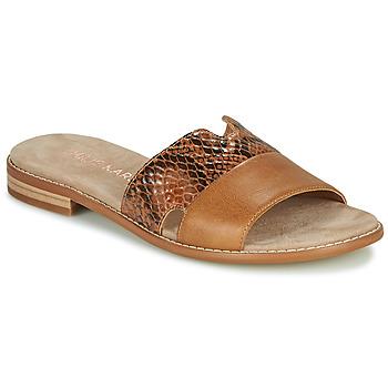 kengät Naiset Sandaalit Karston XAPLINA Ruskea